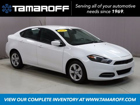 Pre-Owned 2016 Dodge Dart SXT  FWD 4D Sedan