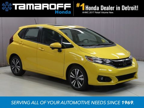 New 2018 Honda Fit EX-L w/Navigation With Navigation