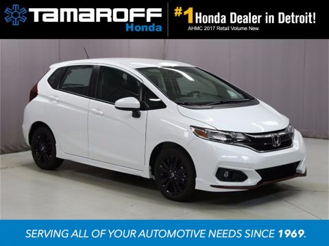 2018 Honda Fit Sport 4D Hatchback