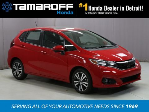 2018 Honda Fit EX 4D Hatchback