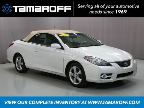 Pre-Owned 2007 Toyota Camry Solara SE