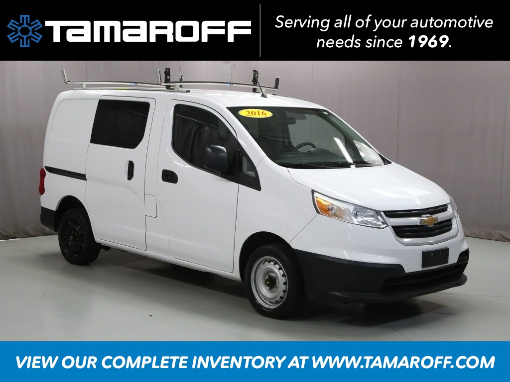 Pre-Owned 2016 Chevrolet City Express 1LT