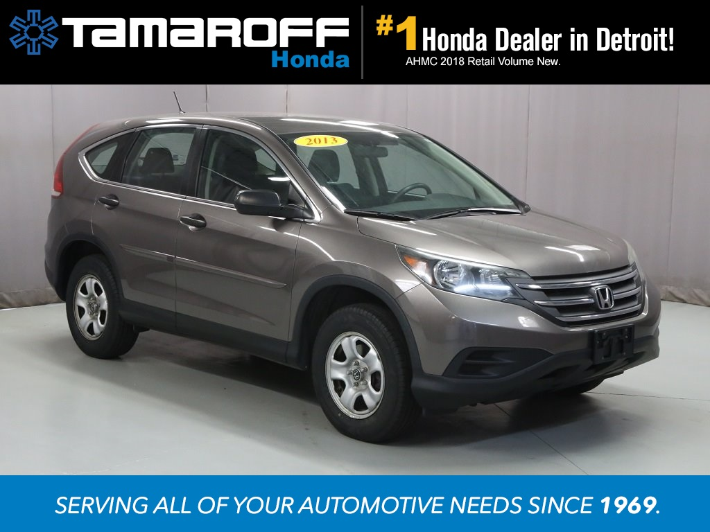 Pre-Owned 2013 Honda CR-V LX AWD