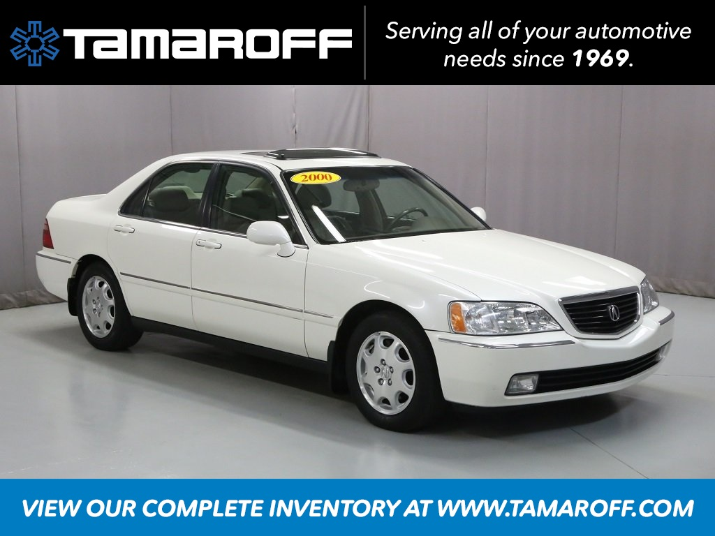 Pre-Owned 2000 Acura RL 3.5