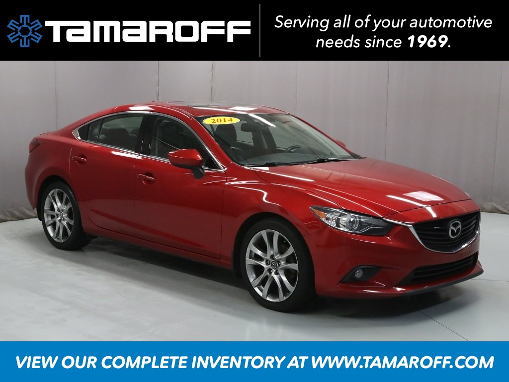 Pre Owned 2014 Mazda6 I Grand Touring